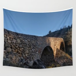 Puente Romano Wall Tapestry