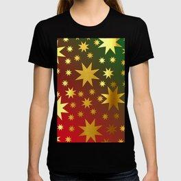 Christmas Stars T-shirt