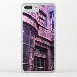 Ollivander's Clear iPhone Case