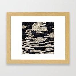Ingrained #1 Framed Art Print