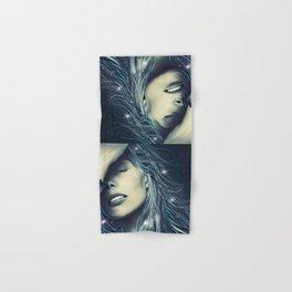 Northern Star - Joni Mitchell Hand & Bath Towel