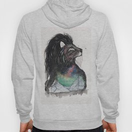 Realis the Aurora Lion. Hoody