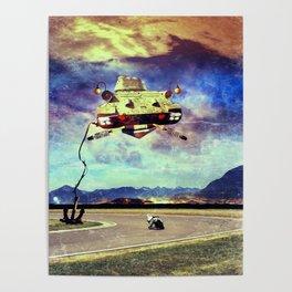 Intergalactic GP Poster