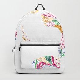 Om Symbol Meditation Tee Pilates Yoga Lover Gift Backpack