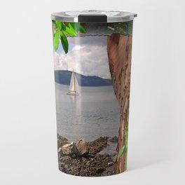 MADRONA COAST SALISH SEA Travel Mug