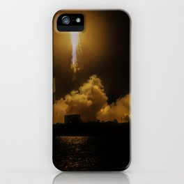 Rocket Launch iPhone Case