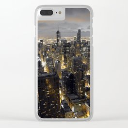 Royals Clear iPhone Case