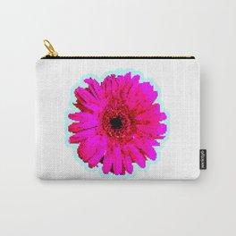 Pixel Art Flower Carry-All Pouch