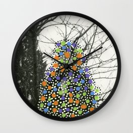 Candy Woman 002 Wall Clock