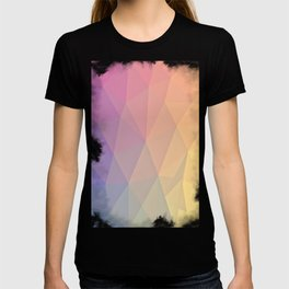 Abstract Polygons T-shirt