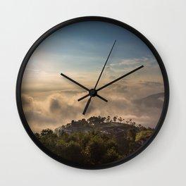 Nagarkot Wall Clock