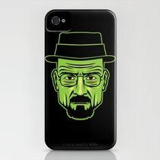 Walter White Portrait. Slim Case iPhone (4, 4s)