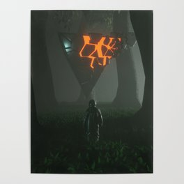DISCOVERY Pt II: FRACTURED Poster