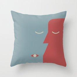Revenge of Right Throw Pillow