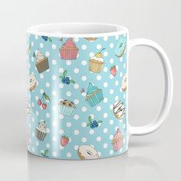 Donuts and muffins Coffee Mug