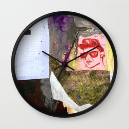 Key Component (Aspirational Disfunction) Wall Clock