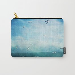 brighton seagulls 3 Carry-All Pouch