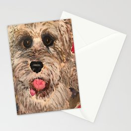 Lucas Terrier Stationery Cards