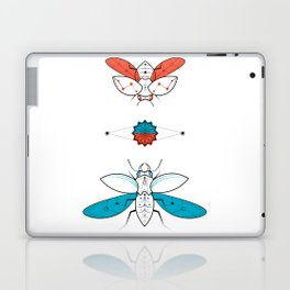 Two Insects II Laptop & iPad Skin