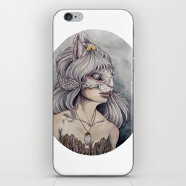 At What Cost iPhone Skin