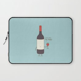 Chill and unwine Laptop Sleeve