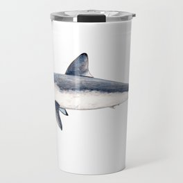 Porbeagle shark (Lamna nasus) Travel Mug