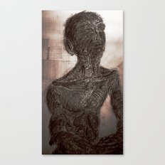 receptive Canvas Print