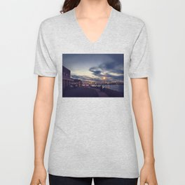 Natchez Under the Hill Unisex V-Neck