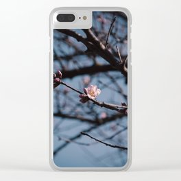 Almost spring Clear iPhone Case