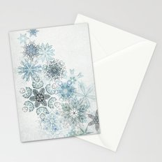The Forest Drift Stationery Cards