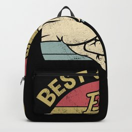 Best Cat Dad | Cats Dad Gift Idea Backpack
