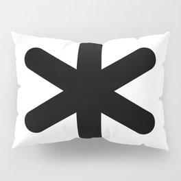 X Y Z Pillow Sham