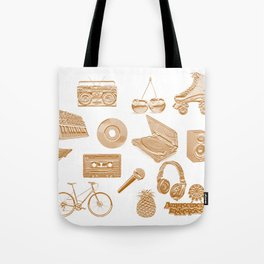 Amusement Industries - Golden Tote Bag
