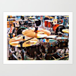 Music Sale Art Print