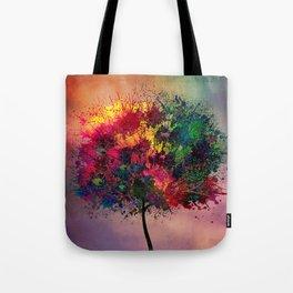 Love in Fall Tote Bag