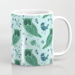 Night Owl an Early Bird Coffee Mug