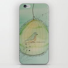 I'm not going to let anybody see you. iPhone & iPod Skin