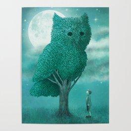 The Night Gardener - Cover Poster