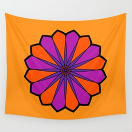 Flower Study No. 1 Wall Tapestry