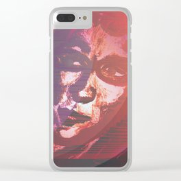 Meteor / 01-02-17 Clear iPhone Case