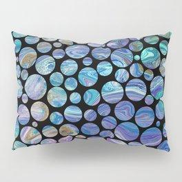 Marble Effect Dots 2 Pillow Sham
