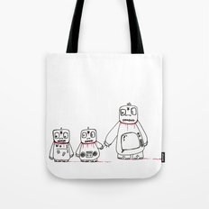 e family Tote Bag