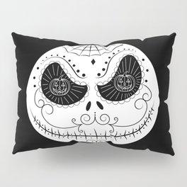 Jack's Skull Sugar (Vector Mexican Skull) Pillow Sham