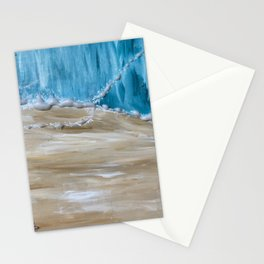 Parting of the Sea Stationery Cards