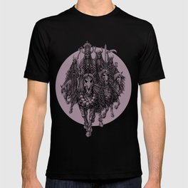 """""""The four horsemen of the apocalipse"""" T-shirt"""