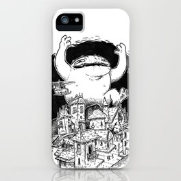 Playground for big kids iPhone Case
