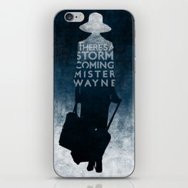 Selina Kyle iPhone Skin