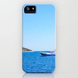 Remote Island iPhone Case