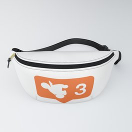 1 like stoppies! Fanny Pack