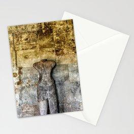 Headless Sculpture, Angkor Wat Stationery Cards